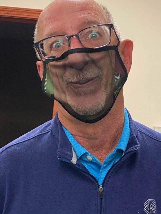 Greg Mask