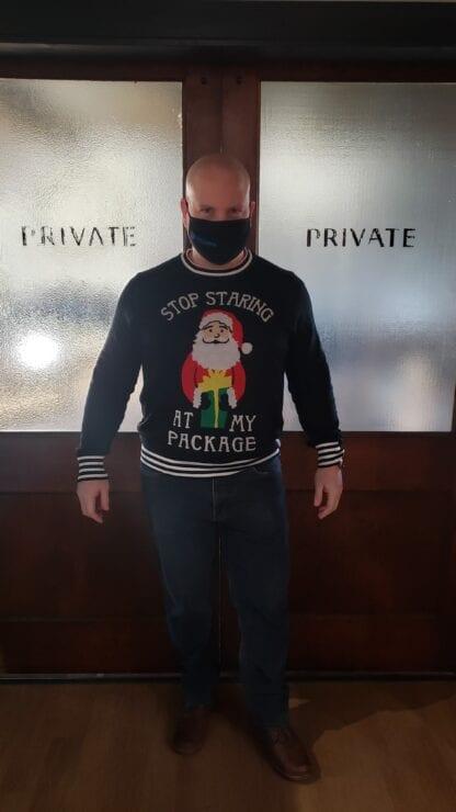 Jason Treacy Sweater