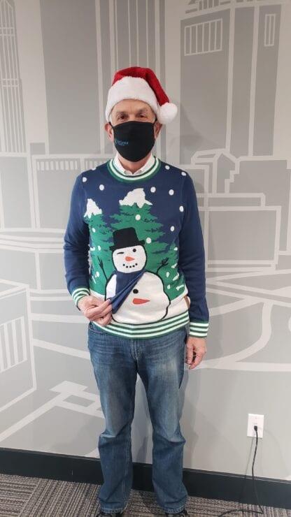 Steve Janutolo Sweater