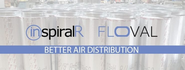 Thermaduct InspiralR and Floval
