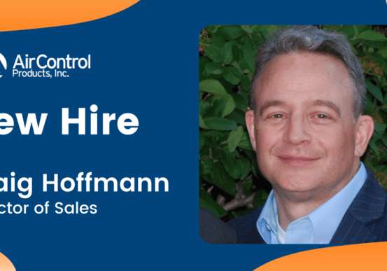 New Hire - Kraig Hoffmann