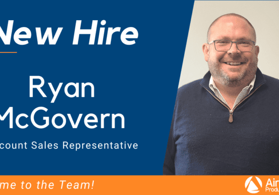 New Hire - Ryan McGovern